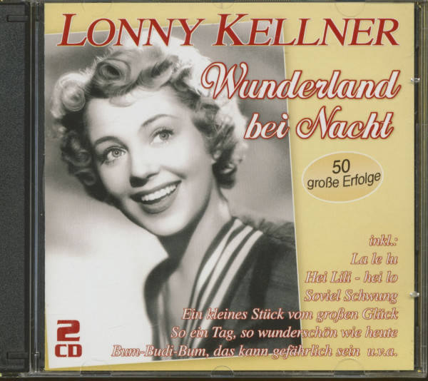 Wunderland bei Nacht - 50 grosse Erfolge (2-CD)