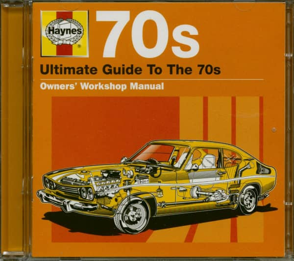 Haynes - Ultimate Guide To The 70s (2-CD)