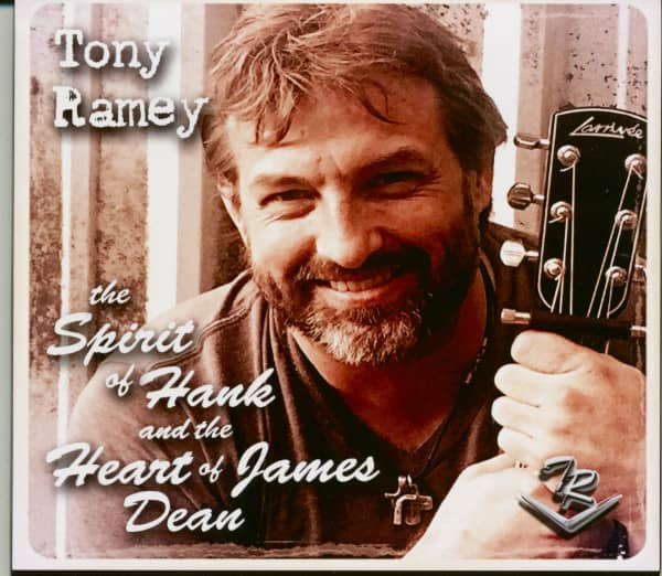 The Spirit Of Hank And The Heart Of James Dean (CD)