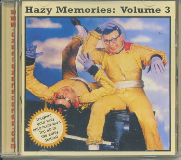 Hazy Memories Vol.3 (CD)