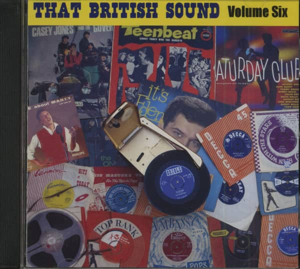 That British Sound Vol.6 (CD)