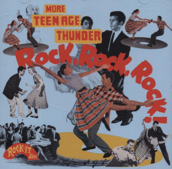 Teenage Thunder - Rock ! Rock ! Rock ! Vol.2