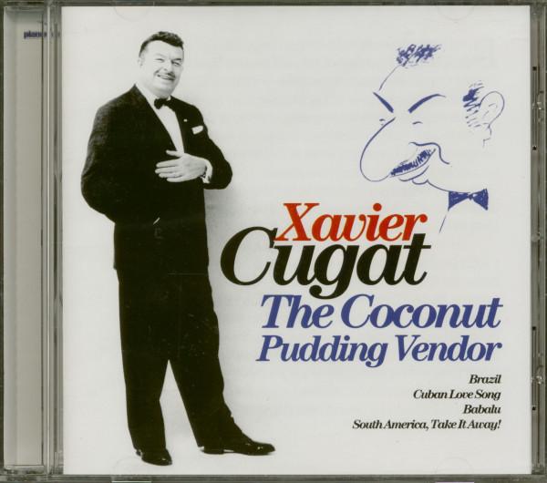 The Coconut Pudding Vendor (CD)