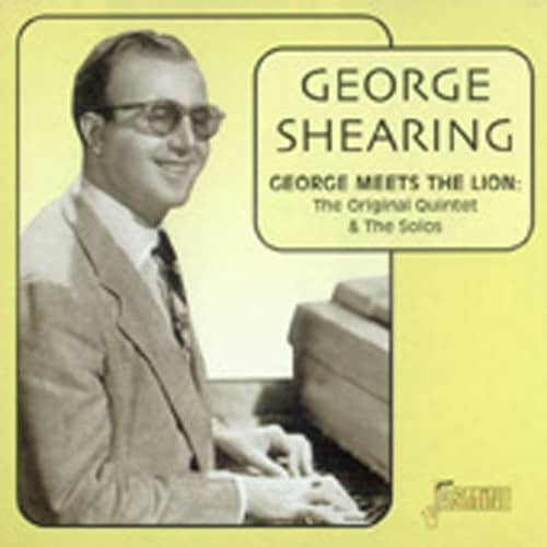 George Meets The Lion: Quintet & Solos
