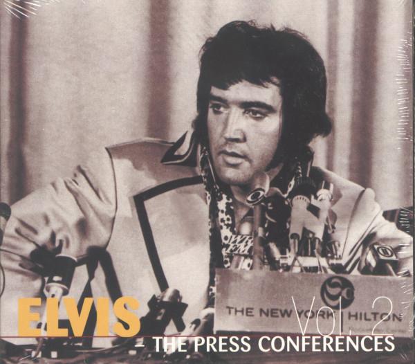 The Press Conferences, Vol.2 (CD)