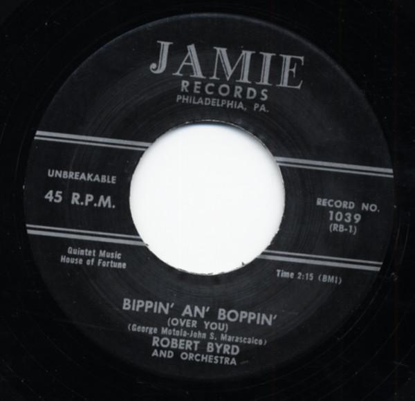 Bippin' An' Boppin' b-w Strawberry Stomp (7inch, 45rpm)