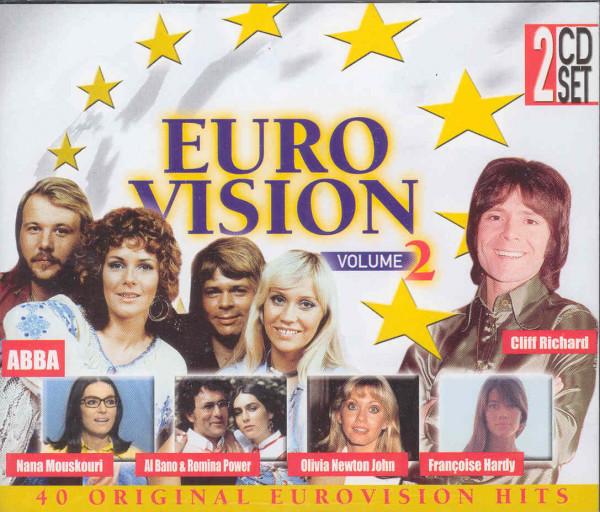 Vol.2, Eurovision (2-CD)