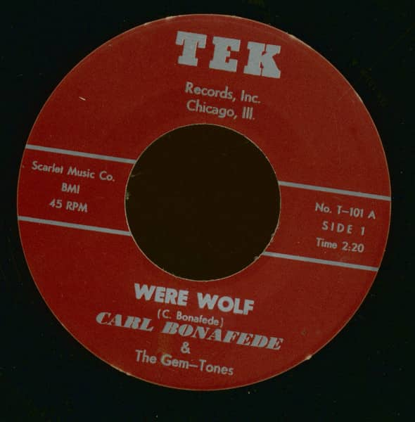Were Wolf - Story That's True (7inch, 45rpm)