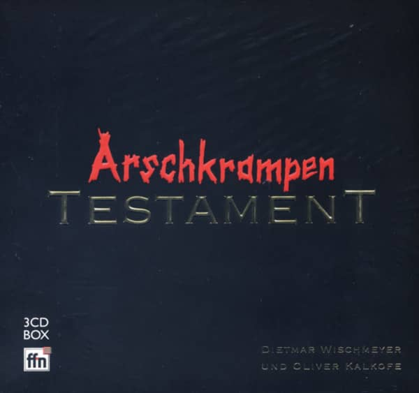 Arschkrampen - Testament (3-CD)