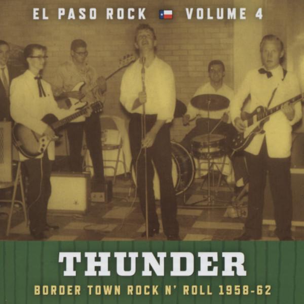 El Paso Rock Vol.4 - Thunder