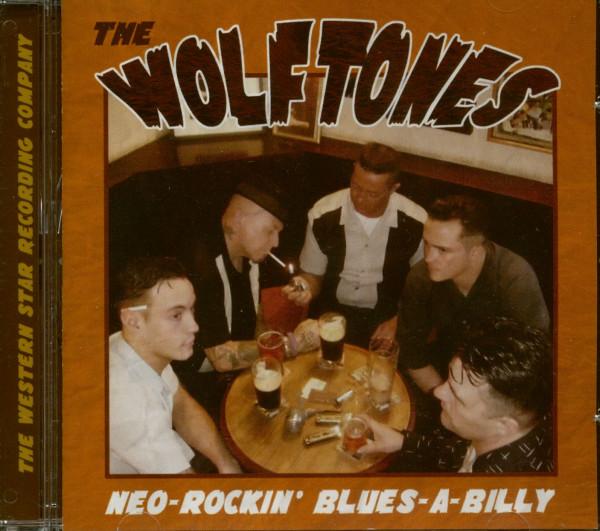 Neo-Rockin' Blues-A-Billy (CD)