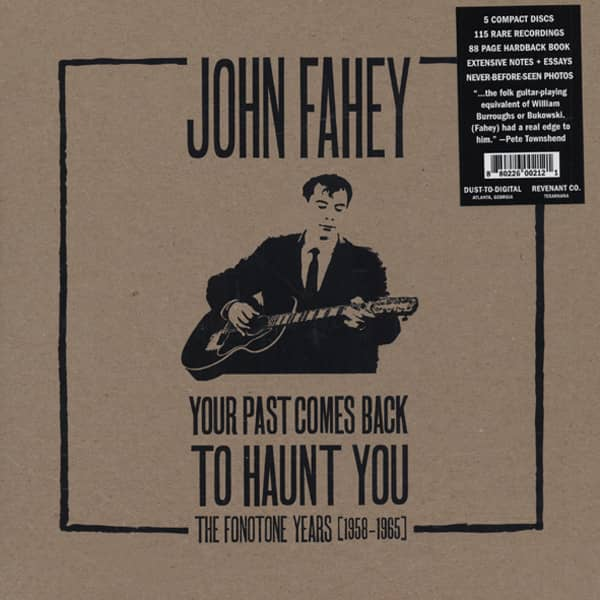 Your Past Comes Back To Haunt You (5-CD Box)