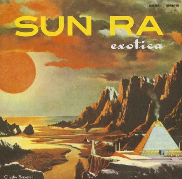 Exotica (3-LP)