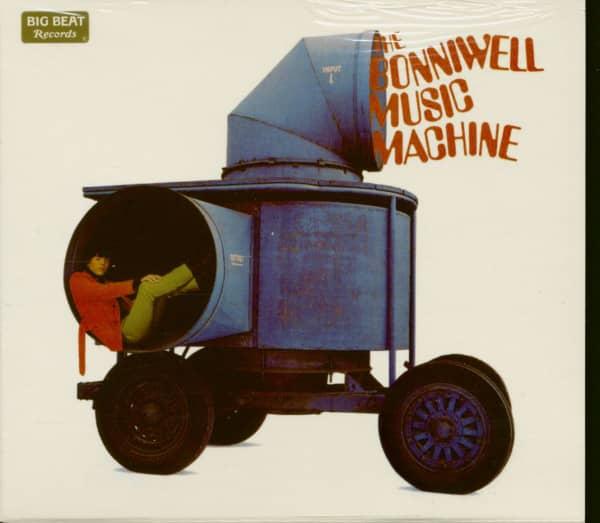 The Bonniwell Music Machine (2-CD)