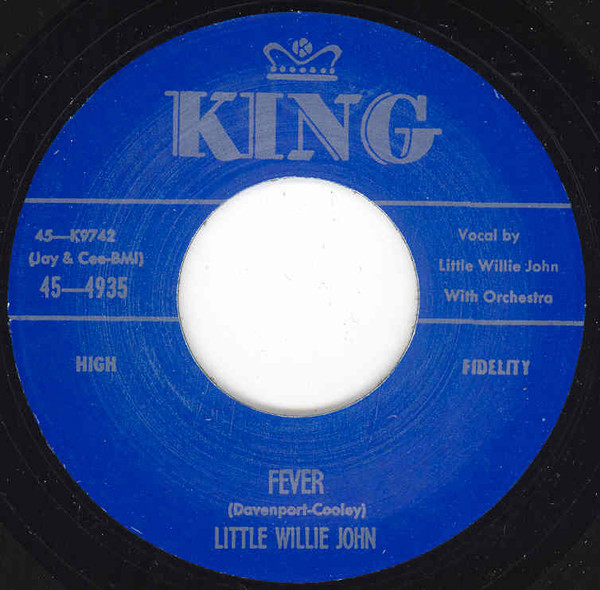 Fever - Uh Uh Baby 7inch, 45rpm