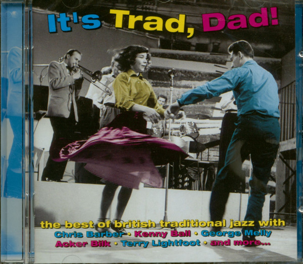 It's Trad, Dad (CD)