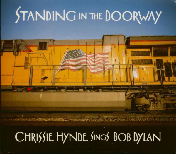 Standing In The Dorway - Sings Bob Dylan (CD)