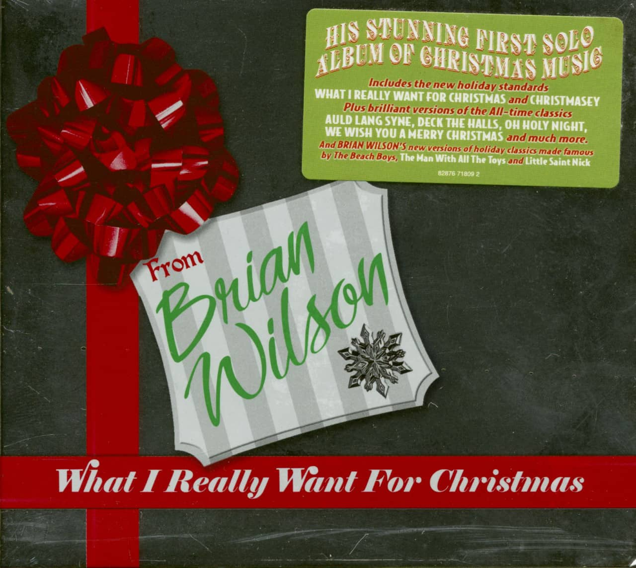 Brian Wilson - What I Really Want For Christmas (CD)