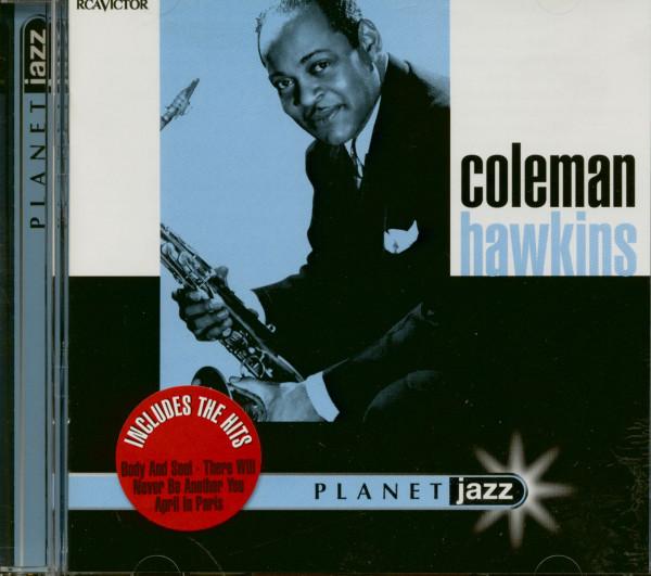 Planet Jazz (CD)