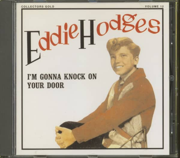 I'm Gonna Knock On Your Door (CD)