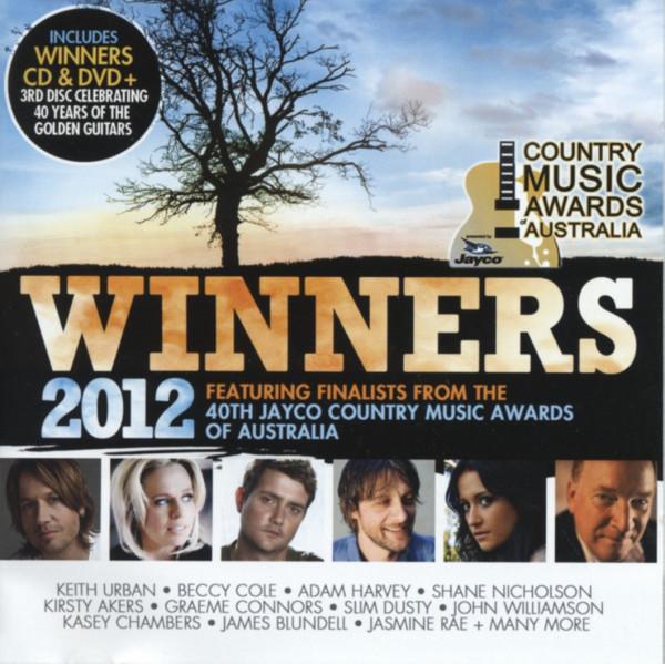 CMA Winners 2012 (2-CD&DVD)