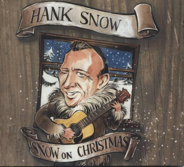 Snow On Christmas (CD)