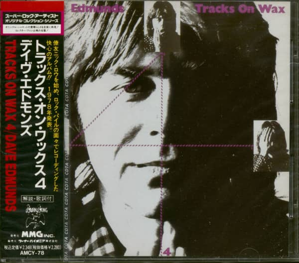 Tracks On Wax 4 (CD, Japan)