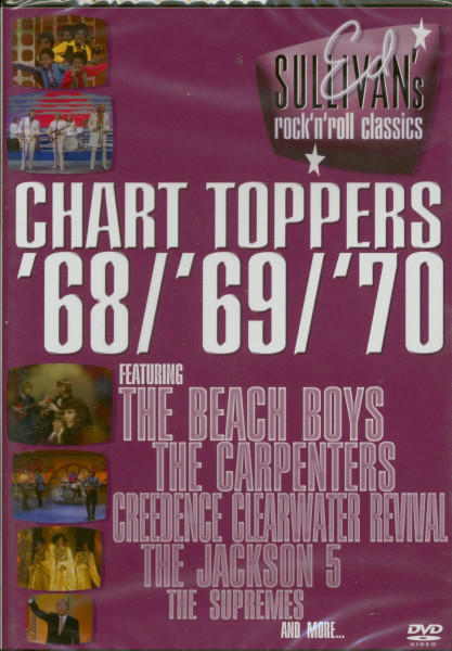 Chart Toppers 1968-70 (0)
