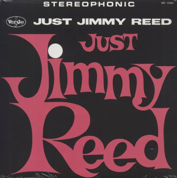 Just Jimmy Reed (LP)