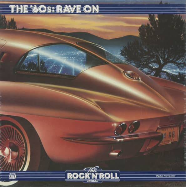 The Rock & Roll Era - The 60s - Rave On (2-LP)