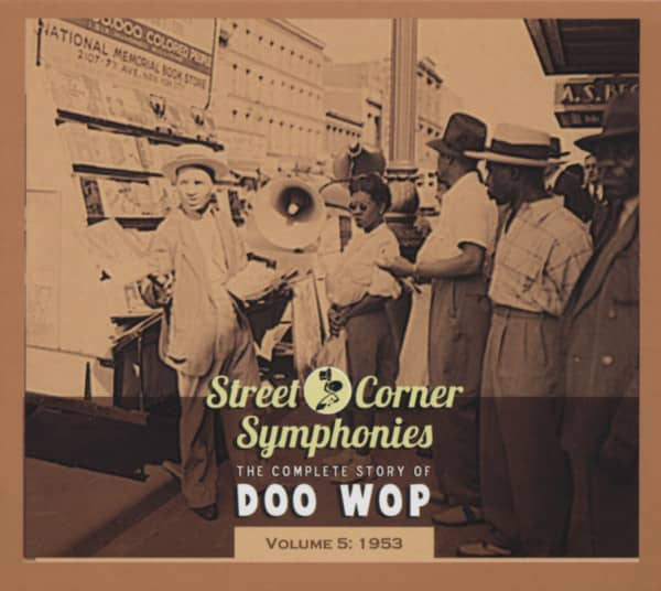 Vol.05, 1953 The Complete Story Of Doo Wop