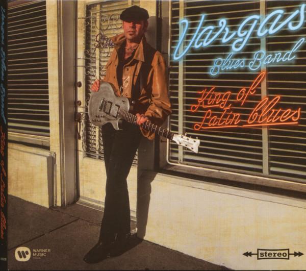 King Of Latin Blues (2-CD)