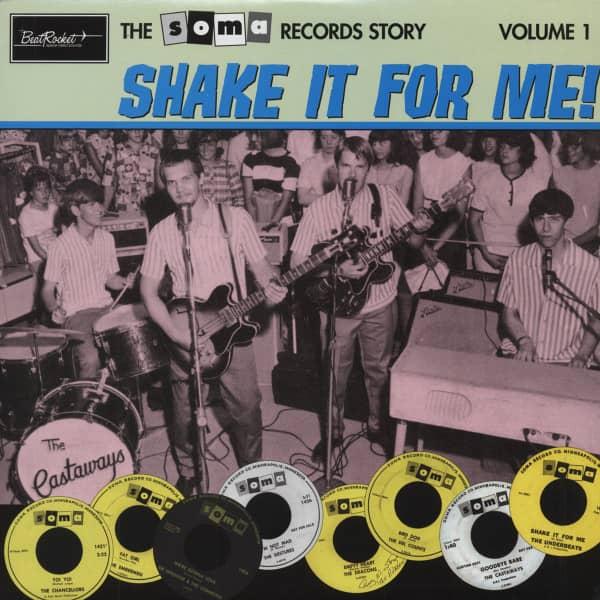 Soma Records Story (180g)