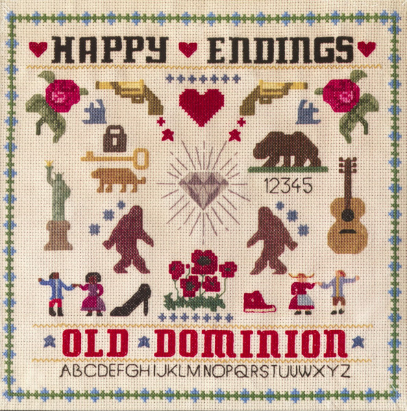 Happy Endings (LP)