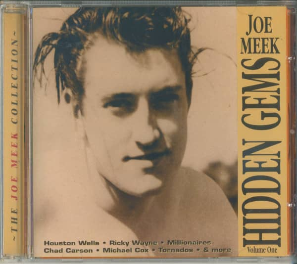 The Joe Meek Collection - Hidden Gems (CD Album )