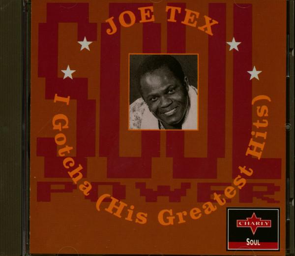 I Gotcha - His Greatest Hits (CD)