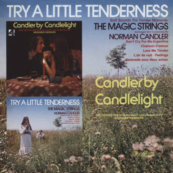 Try A Little..(1977)& Candler By Candle(1975