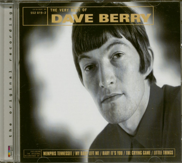 The Very Best Of Dave Berry (CD)