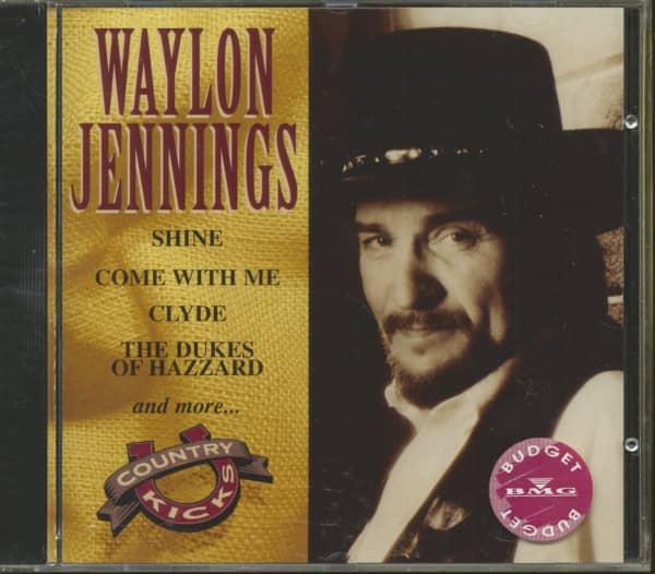Country Kicks (CD)