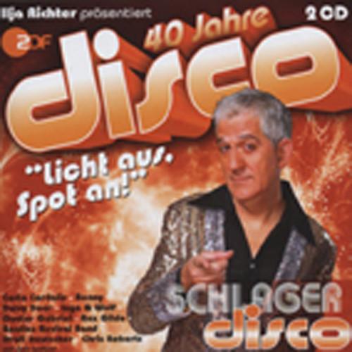 Disco - Schlager Disco (2-CD)