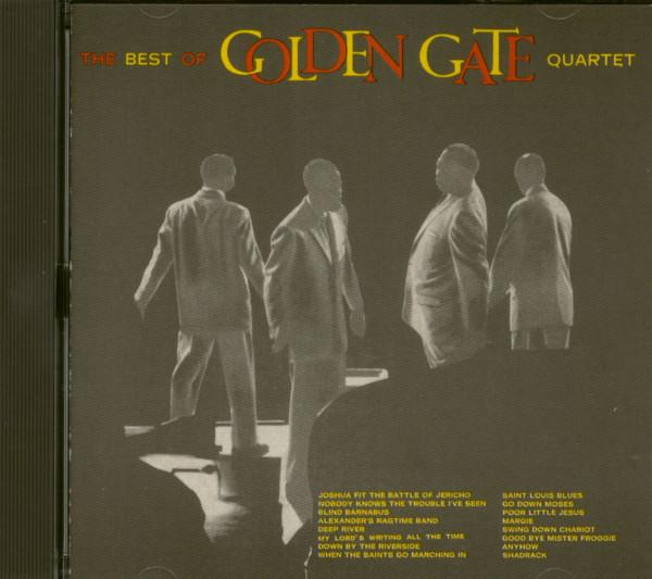 The Best Of The Golden Gate Quartet (CD)