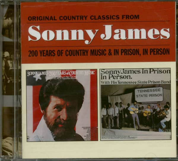 200 Years Of Country - In Prison, In Person (CD)