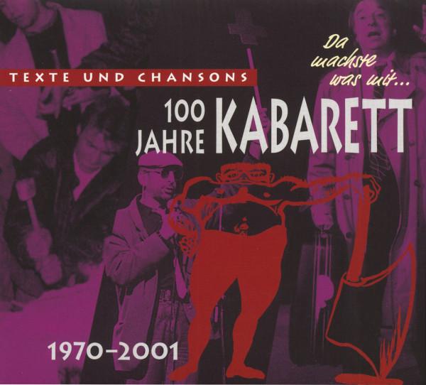 Teil 4, Geschichte des deutschsprachigen Kabaretts (3-CD)