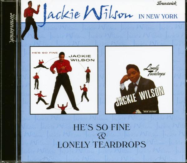 He's So Fine - Lonely Teardrops (CD)