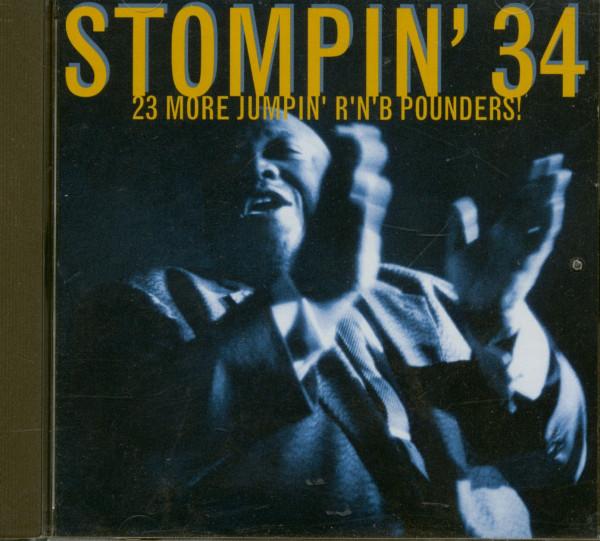 Stompin' Vol.34 (CD)