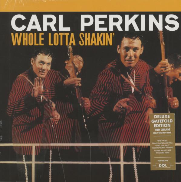 Whole Lotta Shakin' (LP, 180g Vinyl)