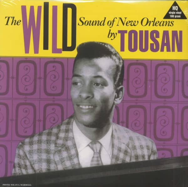 The Wild Sound Of New Orleans By Tousan plus ... (LP, 180g Vinyl)