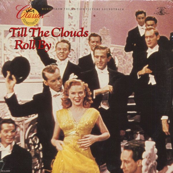 Till The Clouds Roll By - Soundtrack (LP, Cut-Out)
