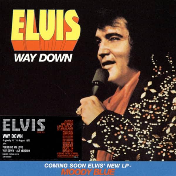 18 UK #1s - Way Down