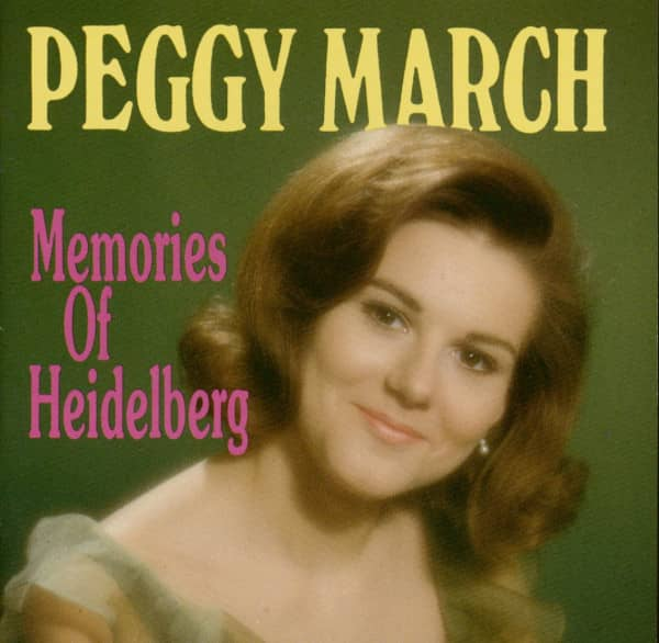 Memories Of Heidelberg 1966-1969 (CD)